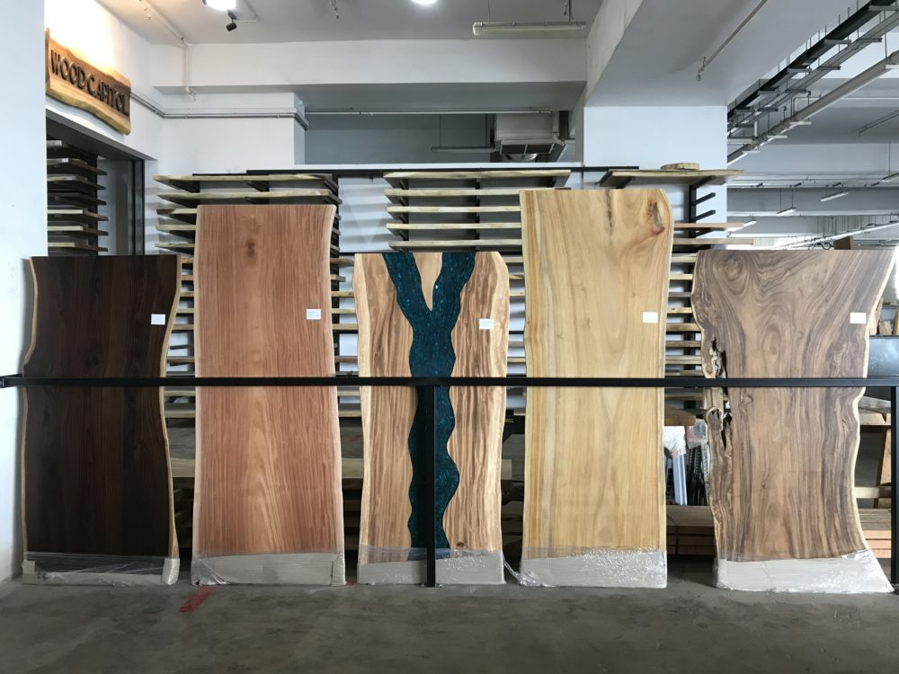 Wood Capitol Wood Slabs