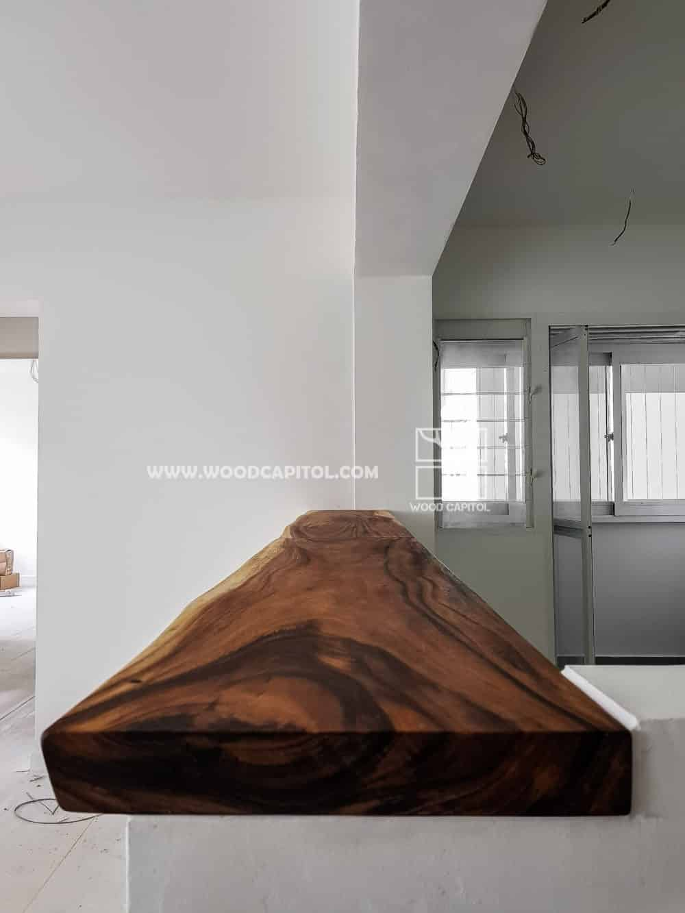 Wood Capitol Countertop