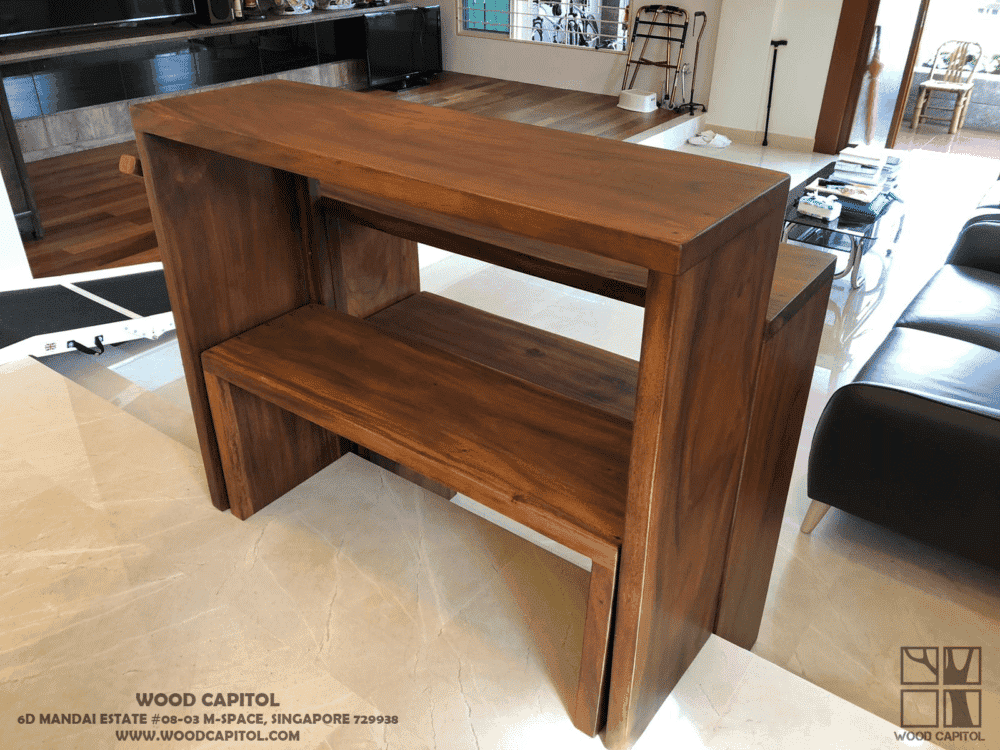 Wood Capitol Custom Made Solid Wood Furniture