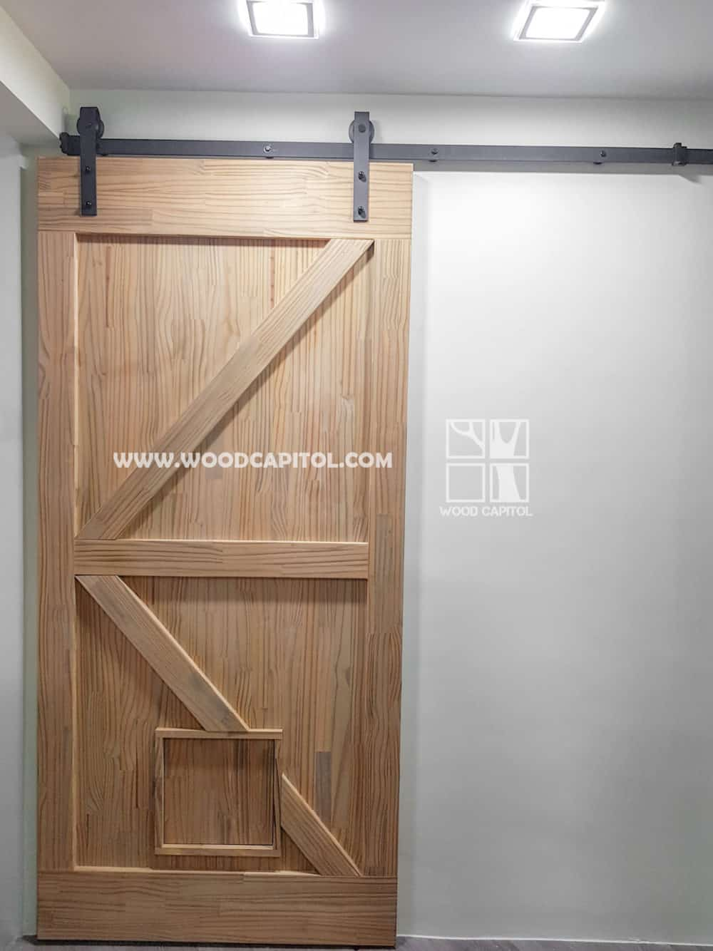Wood Capitol Pet Access Door