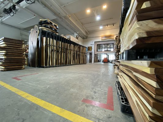 Wood Capitol Wood Slab Supplier